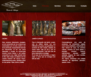 http://cecinadeastorga.com (HTML5 + CSS3)