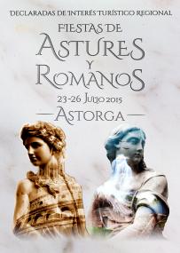 Propuesta para fiestas de Astures y Romanos de Astorga 2015