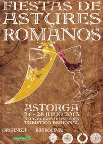 Propuesta para cartel de Astures y Romanos 2013