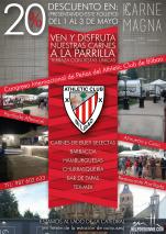 Congreso internacional de peñas del Atlethic de Bilbao