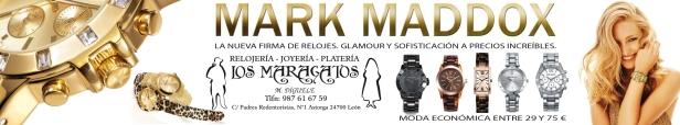 cuña mark maddox